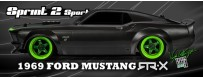 Sprint 2 Sport w/ 1969 Ford Mustang 1/10