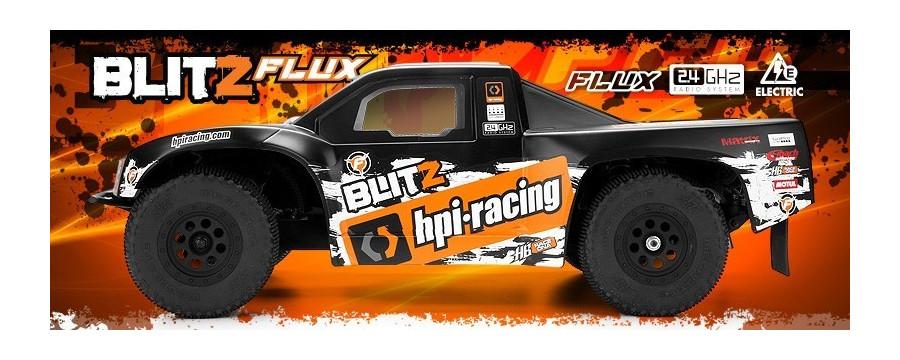 Peças - HPI Racing - Blitz Flux 1/10