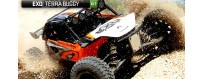 Peças - AXIAL RACING - Axial EXO - 1/10th Scale Electric 4WD Terra Buggy - Kit