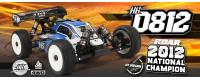 Peças - HPI Racing - HB D812 1/8