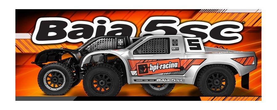 Peças - HPI Racing - Baja 5SC 1/5