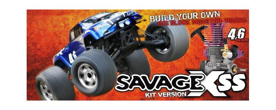 Peças - HPI Racing - Savage X SS 1/8