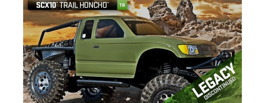 Peças - AXIAL RACING - SCX10 - 1/10th scale electric 4WD truck - RTR