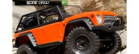 Peças - AXIAL RACING - Axial SCX10 Dingo 1/10th Scale Electric 4WD - Kit
